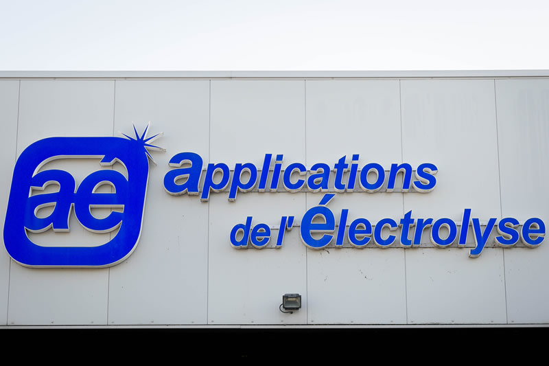 Applications de l'électrolyse